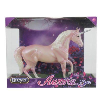 Unicorn Aurora (Breyer - 62059) | LeVida Toys