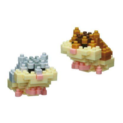 Hamster (Nanoblock NBC-216) | LeVida Toys