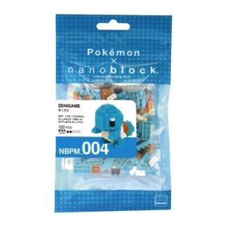Pokemon Squirtle (Nanoblock NBPM-004)   LeVida Toys