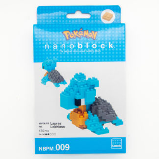 Pokemon Lapras (Nanoblock NBPM-009) | LeVida Toys