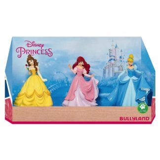 Disney Princess Deluxe Pack 3 pieces (Bullyland 13245) | LeVida Toys