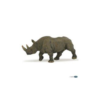 Papo Black Rhinoceros figure (50066) | LeVida Toys