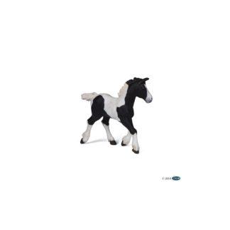 Papo Black Piebald Cob Foal (51508) | LeVida Toys