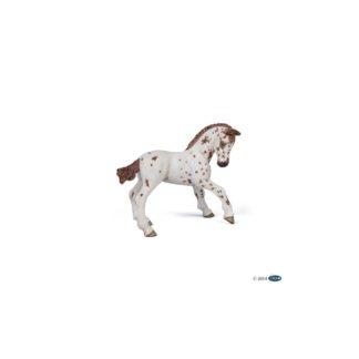 Papo Brown Appaloosa Foal (51510) | LeVida Toys