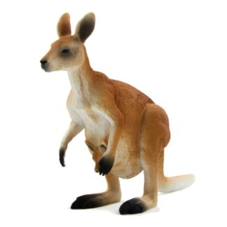 Kangaroo figure (Animal Planet 387022) | LeVida Toys
