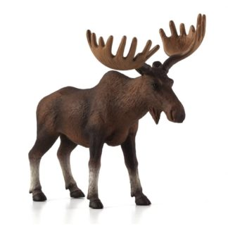 Moose figure (Animal Planet 387023) | LeVida Toys