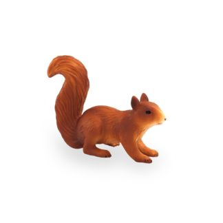 Red Squirrel Running (Animal Planet 387032) | LeVida Toys
