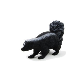 Skunk figure (Animal Planet 387034) | LeVida Toys