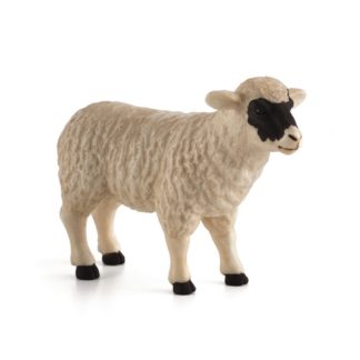 Black Faced Sheep (Ewe) (Animal Planet 387058) | LeVida Toys