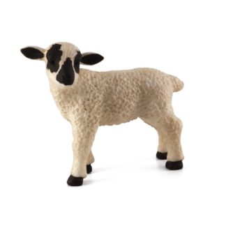 Black Faced Lamb Standing (Animal Planet 387059) | LeVida Toys
