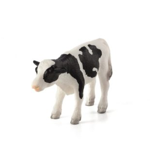 Holstein Calf Standing (Animal Planet 387061) | LeVida Toys