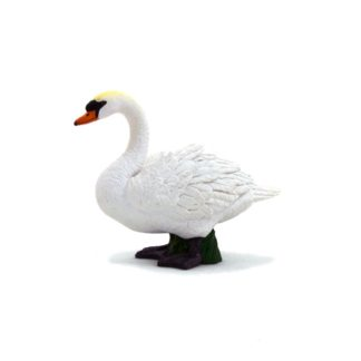 Mute Swan figure (Animal Planet 387065) | LeVida Toys