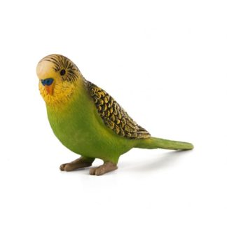 Budgerigar Green (Animal Planet 387262) | LeVida Toys