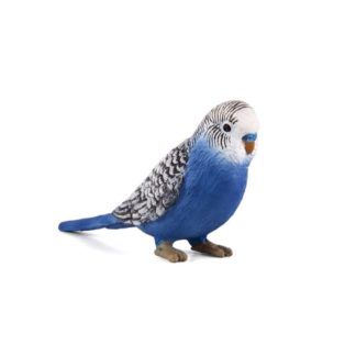 Budgerigar Blue (Animal Planet 387292) | LeVida Toys