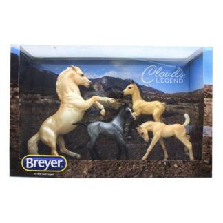 Cloud's Legend Set of 4 Horses (Breyer Classics Range - 1808) | LeVida Toys