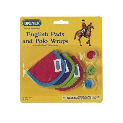 English Pads and Polos (Breyer Traditional Range - 2019) | LeVida Toys