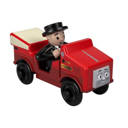 Thomas & Friends Wooden Railway: Winston (GGG36) | LeVida Toys