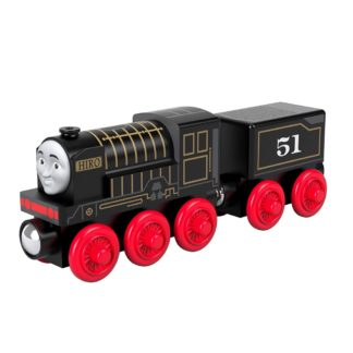 Thomas & Friends Wooden Railway: Hiro (GGG67) | LeVida Toys