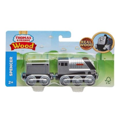 Thomas & Friends Wooden Railway: Spencer (GGG68) | LeVida Toys