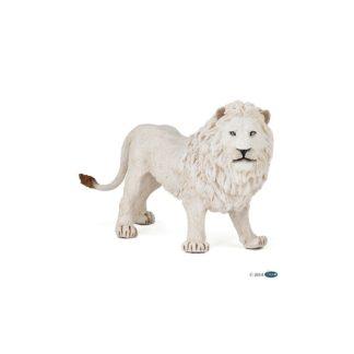 White Lion figure (Papo Wild Life 50074) | LeVida Toys