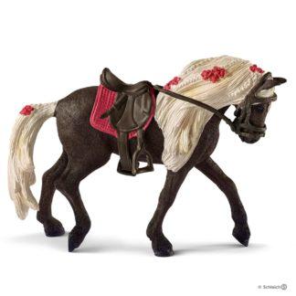 Rocky Mountain Horse Mare Horse Show (Schleich 42469) | LeVida Toys