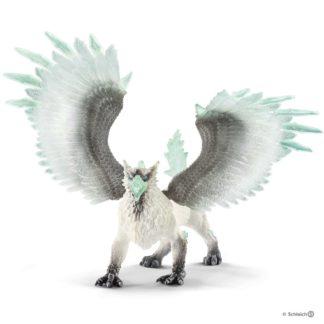 Ice Griffin figure (Schleich Eldrador 70143) | LeVida Toys