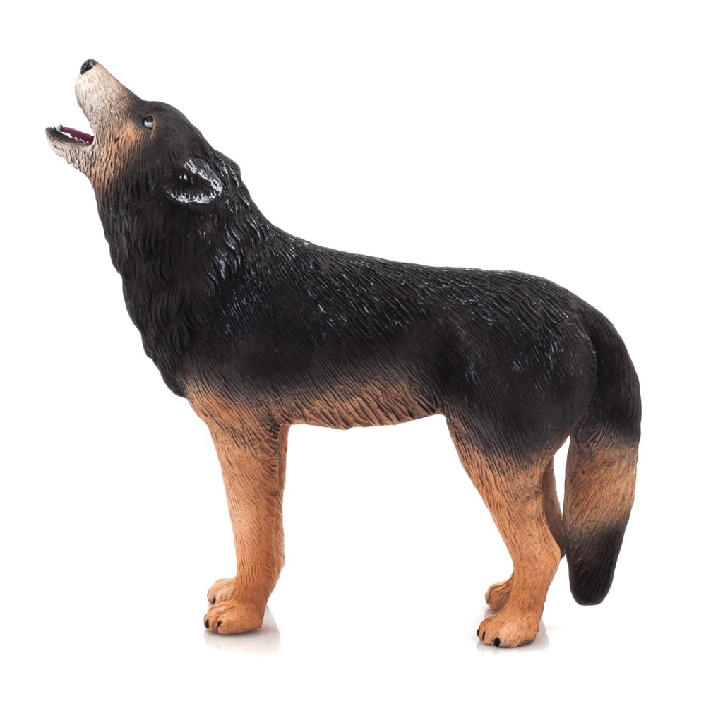 Wolf Howling (Animal Planet 387245) | LeVida Toys
