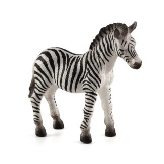 Zebra Foal figure (Animal Planet 387016) | LeVida Toys