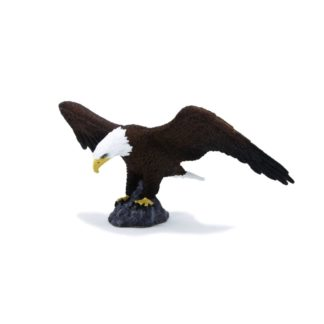 Bald Eagle figure (Animal Planet 387027) | LeVida Toys