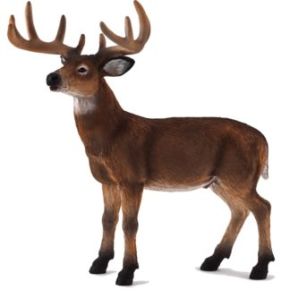 White Tailed Deer Buck (Animal Planet 387038) | LeVida Toys
