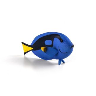 Blue Tang Fish (Animal Planet 387269) | LeVida Toys