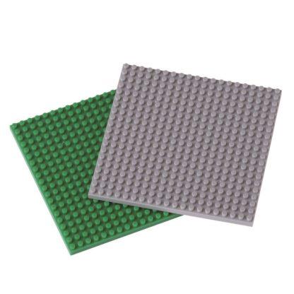 Nanoblock Plate Set 20*20 (Pack of 2) | LeVida Toys
