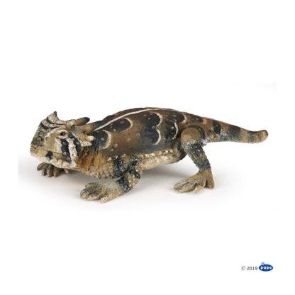 Horned Lizard figure (Papo Model No. 50247) | LeVida Toys