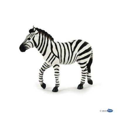 Zebra figure (Papo Model No. 50249) | LeVida Toys