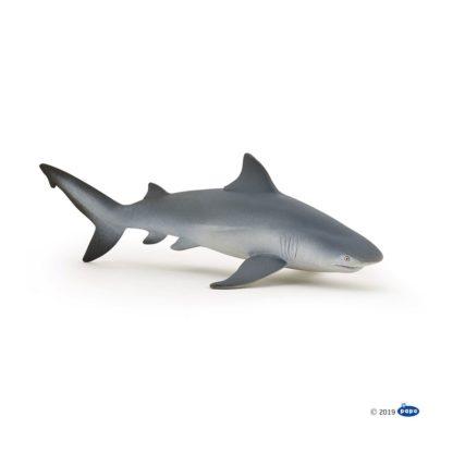 Bull Shark figure (Papo Model No. 56044) | LeVida Toys