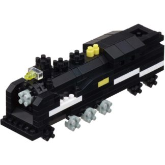 Nano Gauge Steam Locomotive (Nanoblock NGT-020) | LeVida Toys