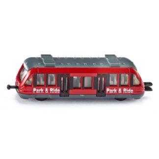 Local Train Miniature Die Cast (Siku 1013) | LeVida Toys