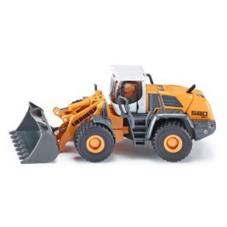 Liebherr R580 Four Wheel Loader 1:50 (Siku 3533) | LeVida Toys