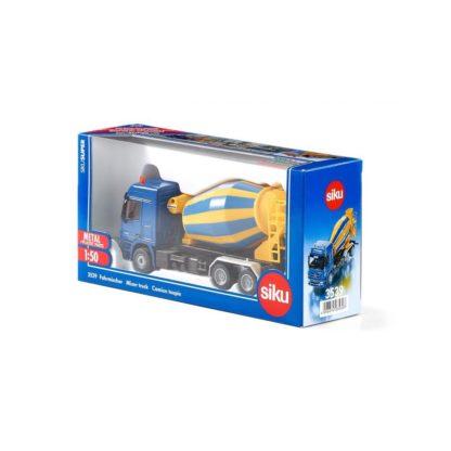 Concerete Mixer Truck 1:50 (Siku 3539)   LeVida Toys
