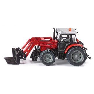 Massey Ferguson Tractor with Front Loader Fork 1:32 (Siku 3653) | LeVida Toys