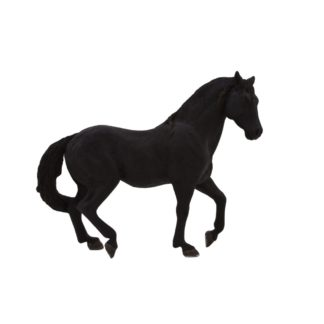 Andalusian Horse Black (Animal Planet 387109) | LeVida Toys