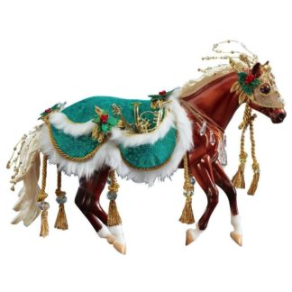 Limited Edition - Minstrel Breyer Holiday Horse 2019 | LeVida Toys