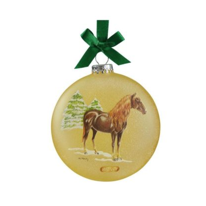 Breyer Artist Signature Ornament Spanish Horses | LeVida Toys