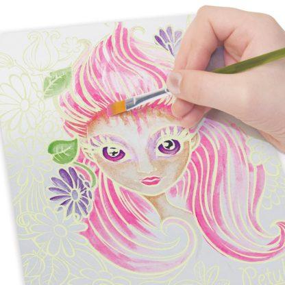 Magic Watercolor - Petulia (Nebulous Stars 11120) | LeVida Toys