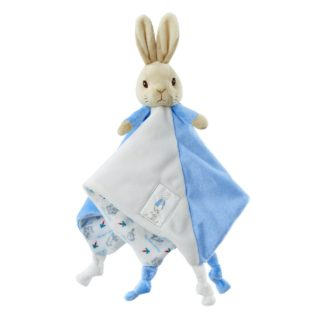Peter Rabbit Comfort Blanket by Rainbow Designs | LeVida Toys