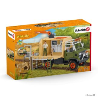 Animal Rescue Large Truck (Schleich 42475) | LeVida Toys
