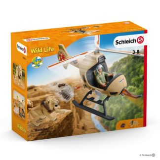 Animal Rescue Helicopter (Schleich 42476) | LeVida Toys