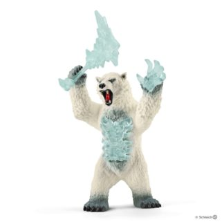 Blizzard Bear with Weapon (Schleich 42510) | LeVida Toys