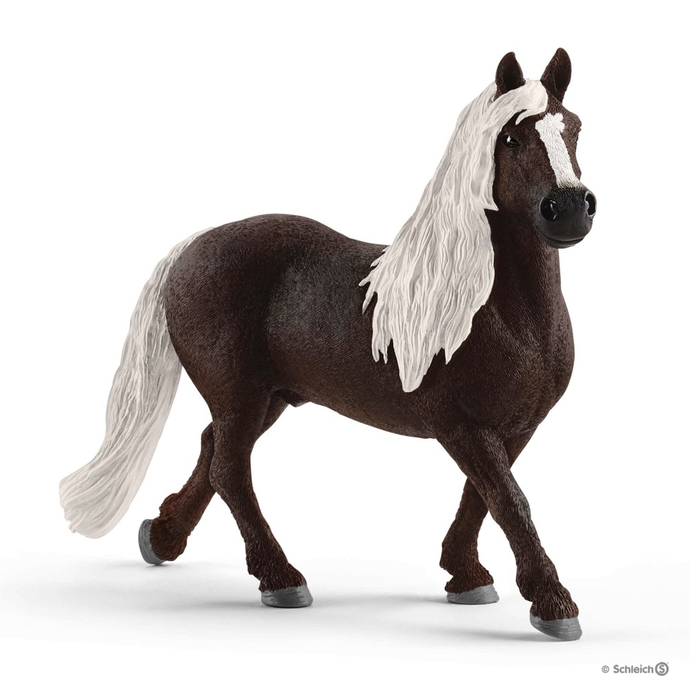 Black Forest Stallion (Schleich 13897) | LeVida Toys