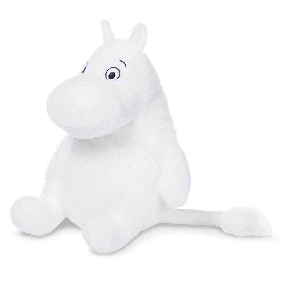 Moomins: Moomin Sitting 13 Inch soft toy | LeVida Toys